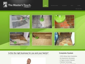 themasterstouch.net home page image at Artsgeo.wordpress.com